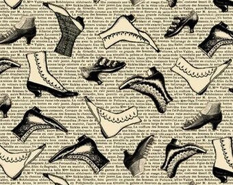 Blank Quilting - Lady Claire - Shoes