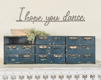 I hope you dance song lyrics  gift   memories   metal raw   home and living   funeral   country music   rustic decor   redline