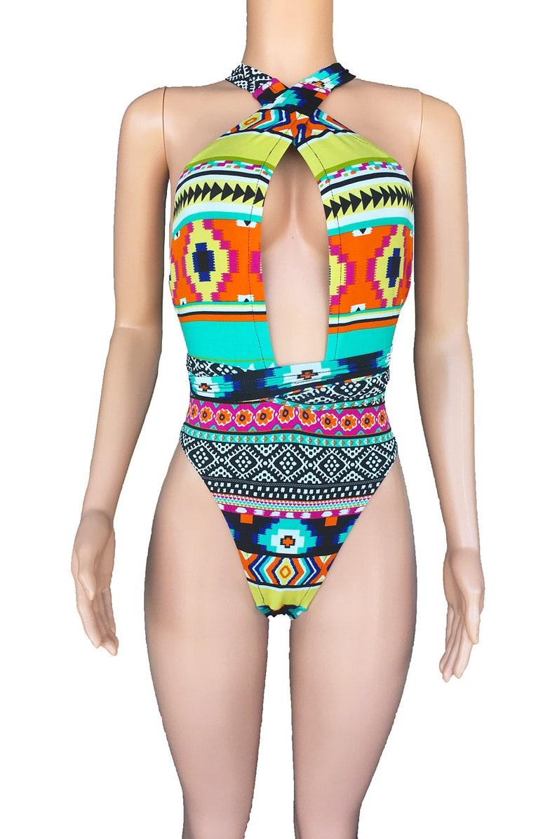 f3546d74aa4e9 Cancun high cut monokini