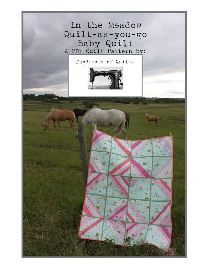 Quilt-as-You-Go Pattern Quilt tutorial pattern quilt as you image 0
