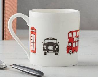 London Skyline Mug - Lovingly Made In Britain