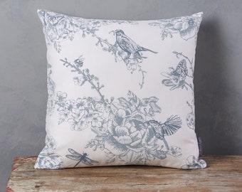 Wildlife In Spring Cushion
