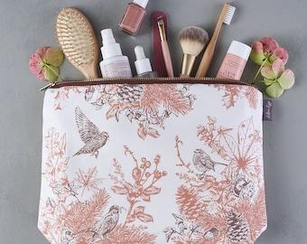 Autumn Garden Wash Bag