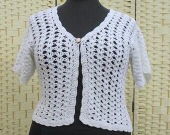 Crochet Cardigan Etsy