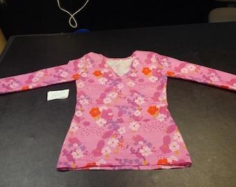 Kaylee Frye Screen Accurate Flowery Firefly Shirt Cosplay Serenity