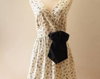 Retro Party Dress