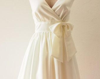 Vintage White Dresses