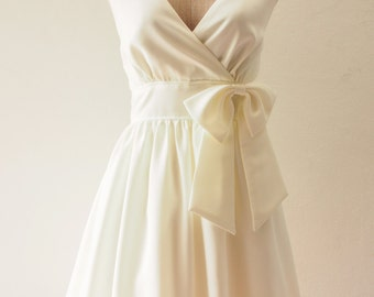 c8bb8ef8d34 FLAWLESS - White Party Dress