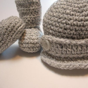 Baby Booties Infant Sizes One Button Ankle Boots Unisex