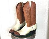 SALE - Vintage Cowboy Boo...
