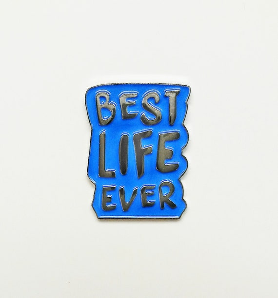 Best Life Ever Badges//Pins Blue Jehovah/'s witnesses jw.org