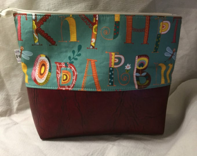 Large Project Bag-Ready to Ship