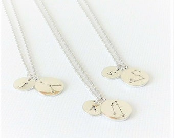 Astrology Necklace Etsy