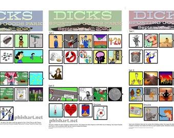 Phish Dick's 2021 Setlists