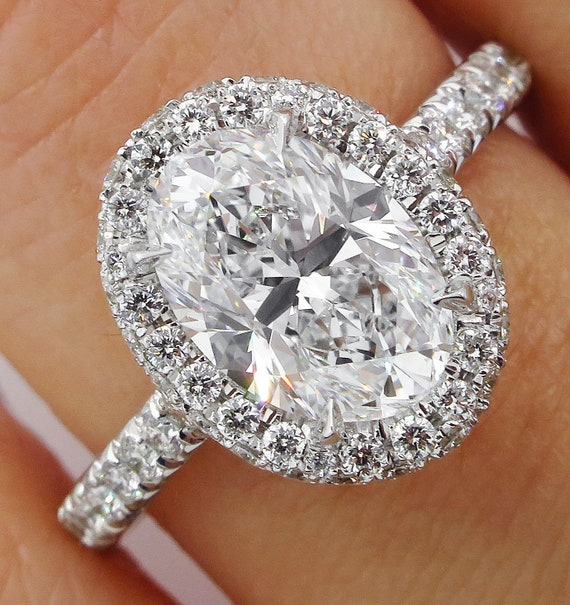 1.60 Ct Round Brilliant Cut Engagement Wedding Ring Channel Real 14K White Gold