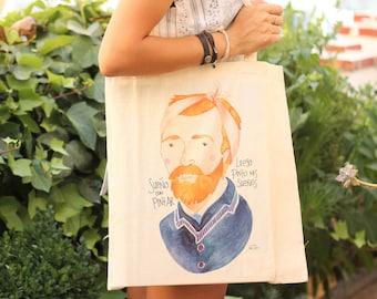 Vincent Van Gogh tote bag
