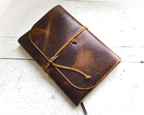Moleskine leather cover. Moleskine notebook cover. Moleskine case. Refillable journal. Leather Book Cover.. Free Personalisation