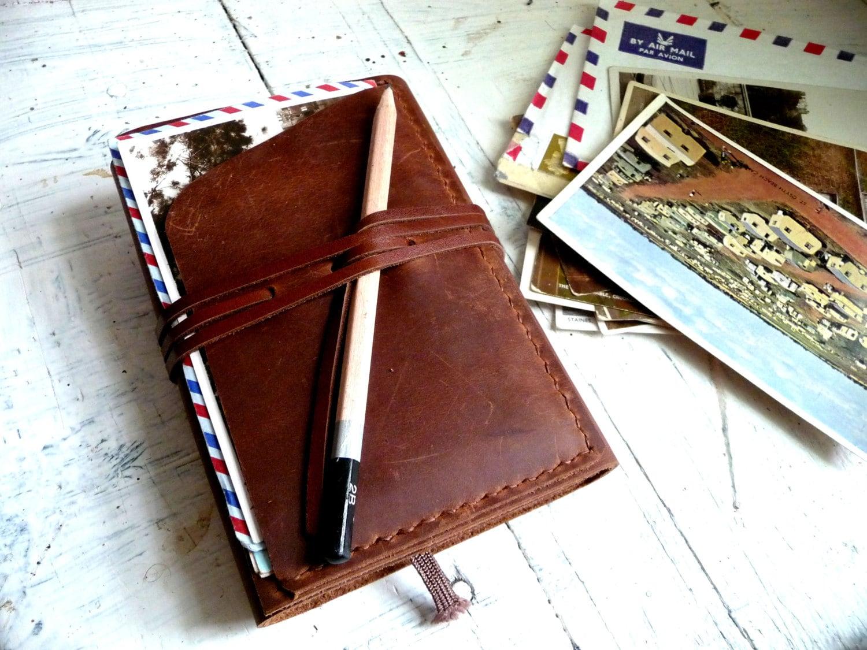 travel journal cover pocket moleskine cover small moleskine