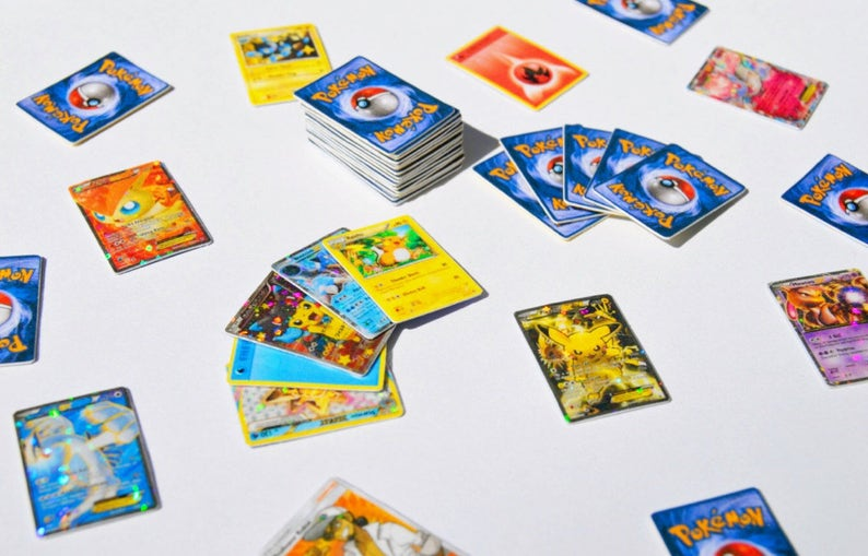 MADE TO ORDER Tiny Pokemon Card Deck image 0