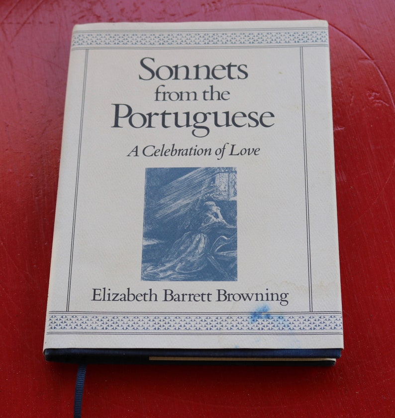 80s SONNETS From The PORTUGUESE by Elizabeth Barrett Browning image 0