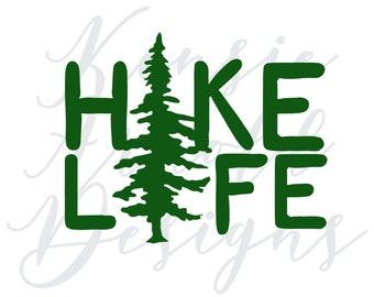 Hike Life Addition for Dog Bandana - Matte, Glitter & HOLO Options