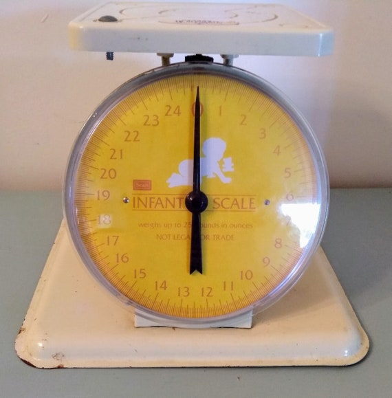 Vintage Sears Infant baby scales