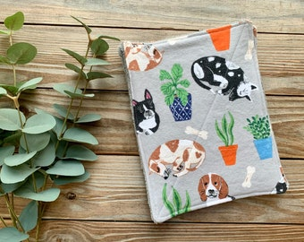 Paperless Towels Dogs small wash Set of 4