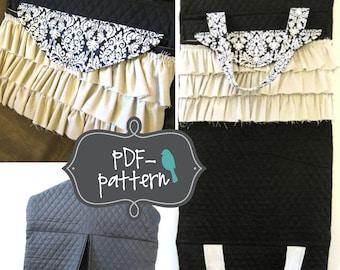 Garment Bag PDF (INSTANT DOWNLOAD Sewing Pattern)
