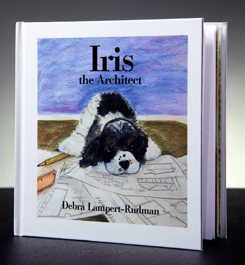 Iris the Architect an uplifting & enchanting tale about image 0