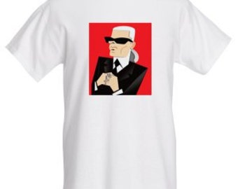 LAGERFELD #5 T Shirt