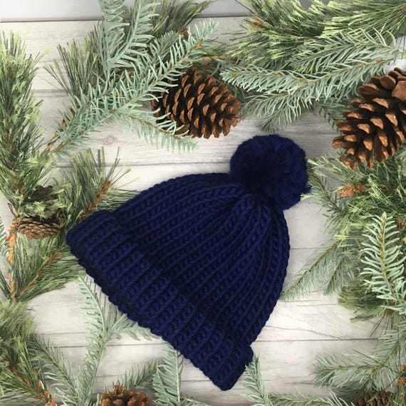 71729553d28 Blue hat groomsmen gift mens knitted hats knitting hat hat