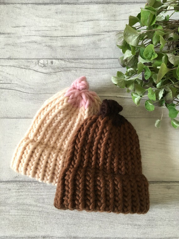 Novelty knitted breast hat various sizes boob hat  6ebc26ee1ae