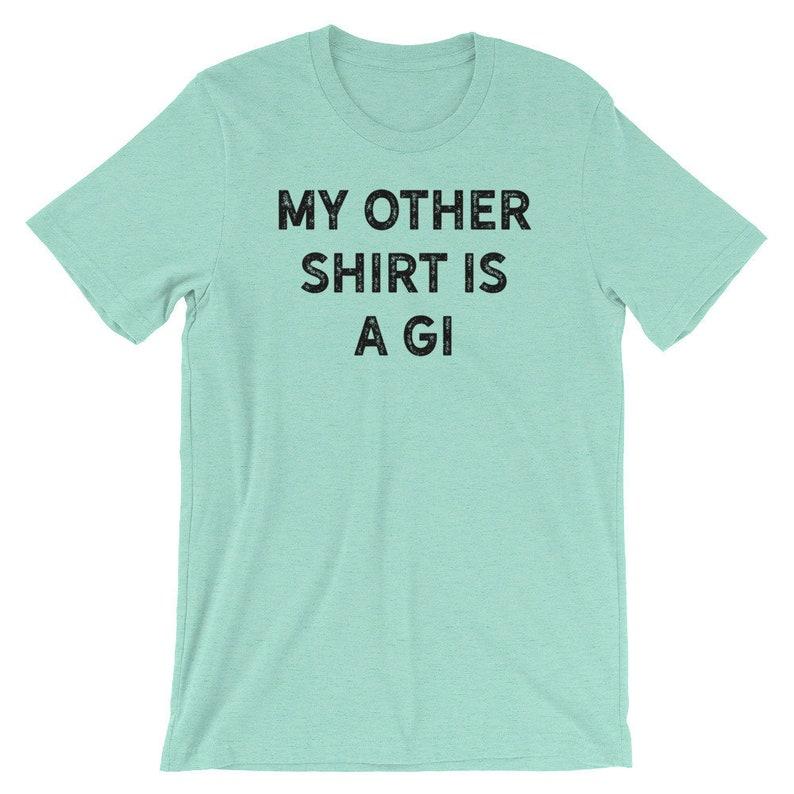 83cd1808 My Other Shirt Gi Shirt Unisex Brazilian Jiu Jitsu BJJ T | Etsy