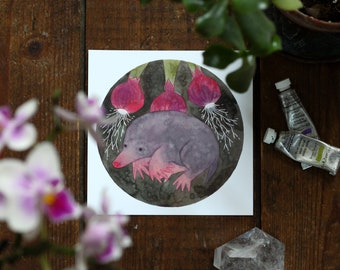 Mole Print