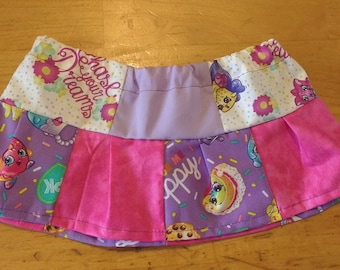 Shopkins party skirt