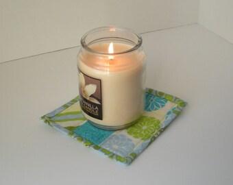 Candle Coasters -set of 2