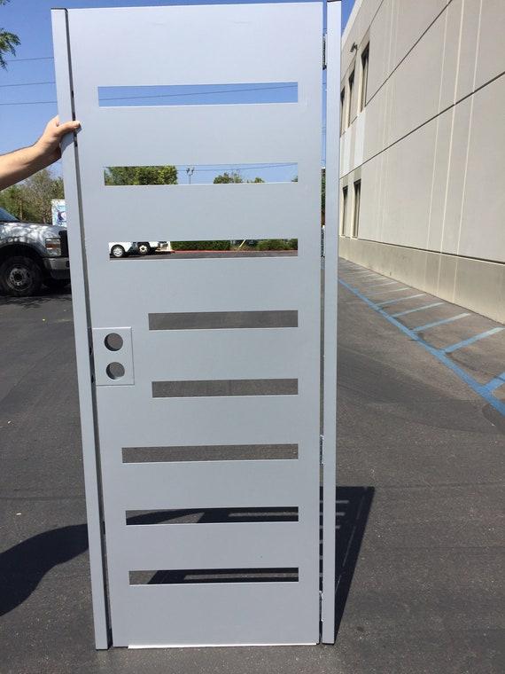 modern metal gate. Image 0 Modern Metal Gate K