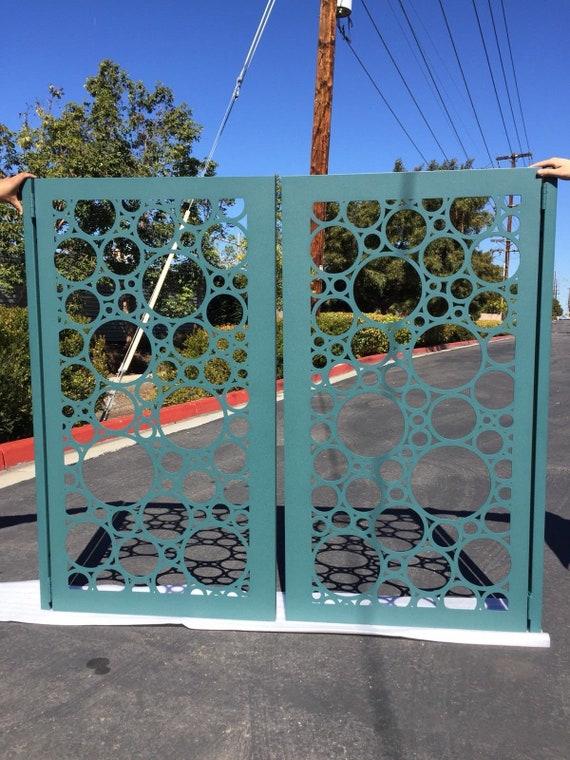 modern metal gate. Image 0 Modern Metal Gate
