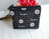 Coin Bag NFL Steelers
