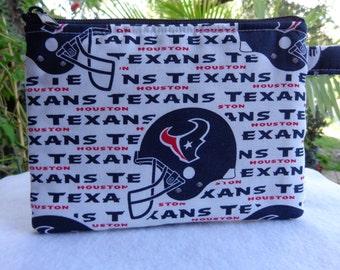 Makeup Bag: Texans 2