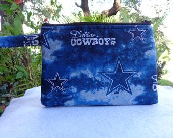 Makeup Bag: Cowboys