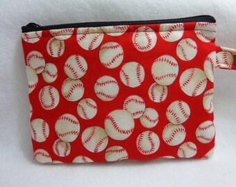 Makeup Bag: Baseball