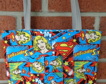 Totie bag Supergirl