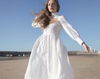 Wedding dress laura ashley   Etsy