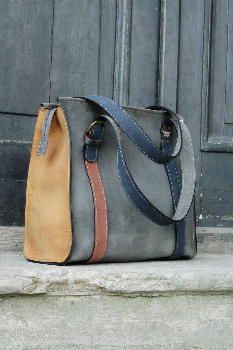 a2e6113366 Handmade woman leather handbag smaller size bag Big Lili