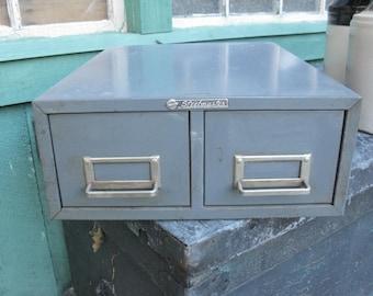 Steel File Cabinet Etsy