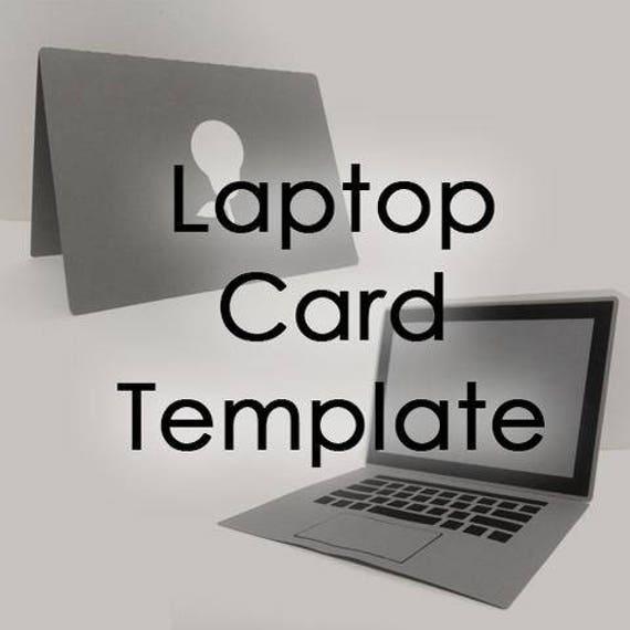 Svg pdf make your own diy greeting card laptop etsy image 0 m4hsunfo