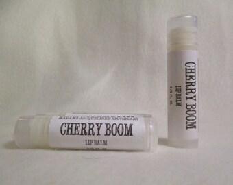 Cherry Boom Lip Balm