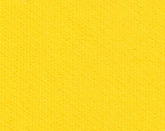 """Pique Fabric / Yellow Pique / Slicker /100% Cotton / Construction or Quilting / Pleats well for Smocking / 60"""" wide / by Fabric Finders"""