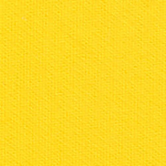 "Pique Fabric / Yellow Pique / Slicker /100% Cotton / Construction or Quilting / Pleats well for Smocking / 60"" wide / by Fabric Finders"